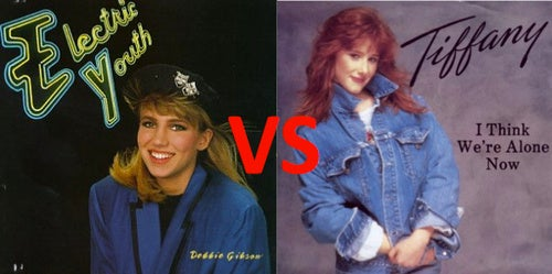 Debbie Gibson and Tiffany are Going to Fight Each Other