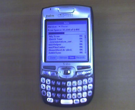 Is This The GSM Treo?