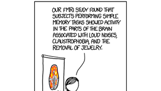 xkcd Explains Why Brain Scans Can Be Misleading