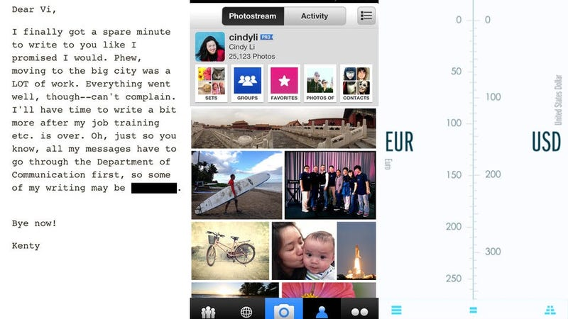 iPhone Apps of the Week: The Converted, Flickr, Blackbar, and More