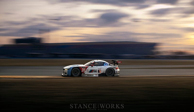 Stance Works Daytona 24 Gallery