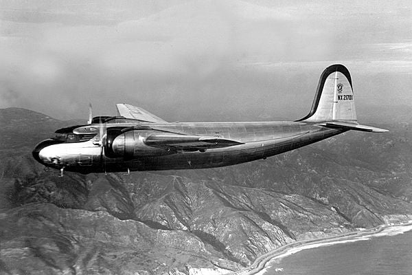 The Forgotten Airliner - DC-5