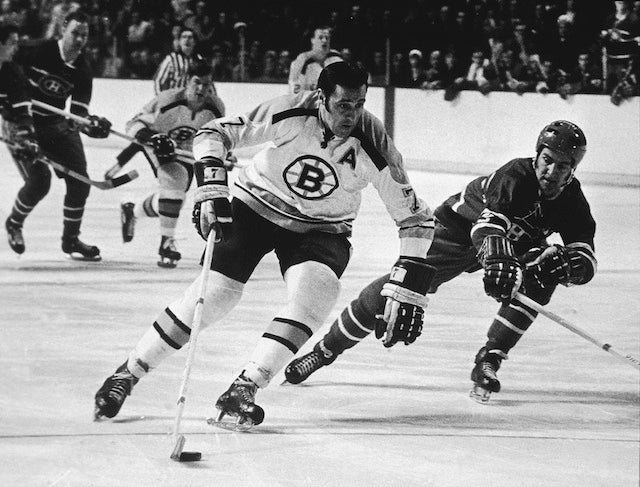 """Phil Esposito On The Stanley Cup Final: """"Doesn't Mean Shit To Me"""""""