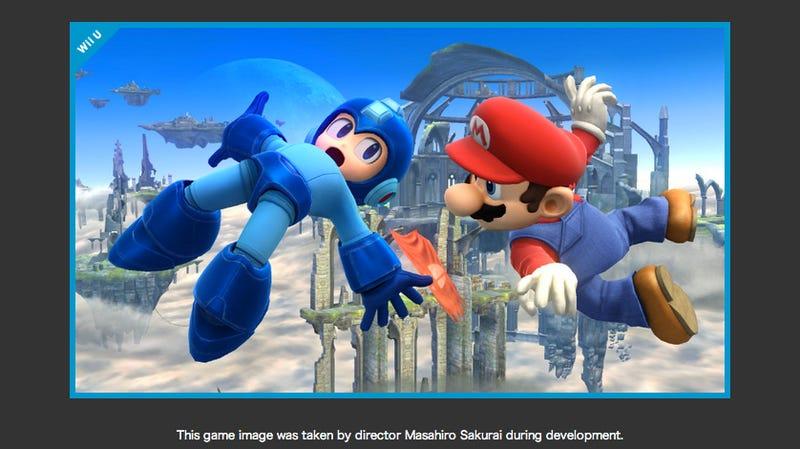 Mario & Mega Man: Together at Last