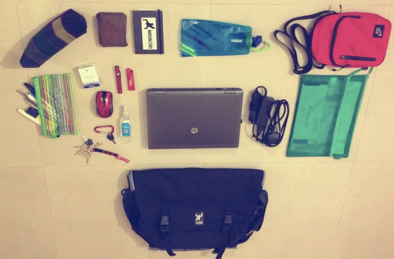 The Easy Everyday Carry Bag