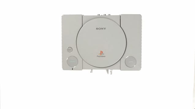 Six Things You Might Not Know About The PS1