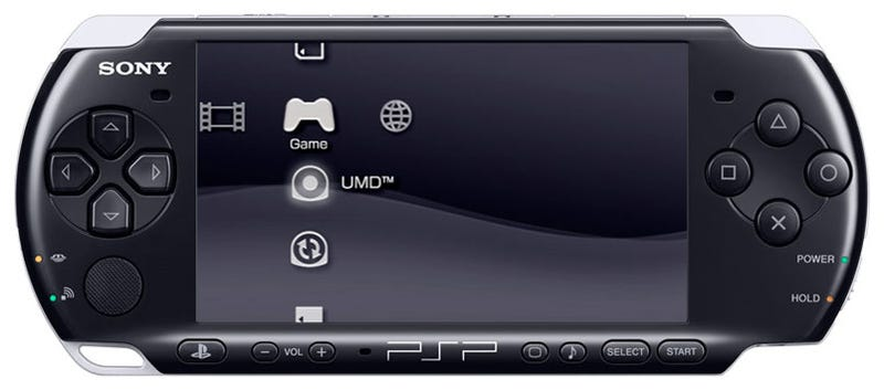 "Sony: PSP Piracy Levels Are ""Sickening"""