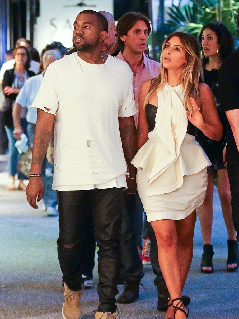 My Favourite Photo of Kim and Kanye Ever