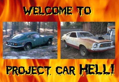Project Car Hell, South Carolina Edition: GT6 or 429 Mustang II?