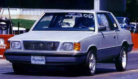 Sleeper of the Day: Plymouth Reliant