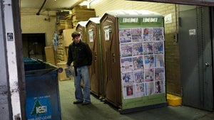 Occupy Wall Street Finally Gets Porta-Potties