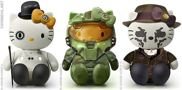 Halo Kitty