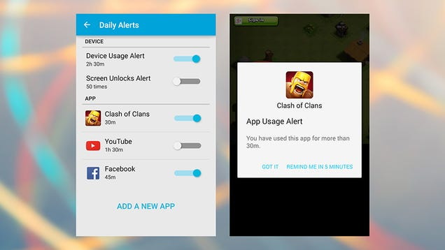 Find Out Which Android Apps You're Really Addicted To