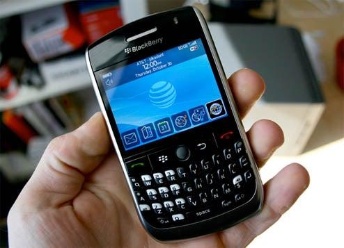 BlackBerry Curve 8900 Hits T-Mobile Feb. 18