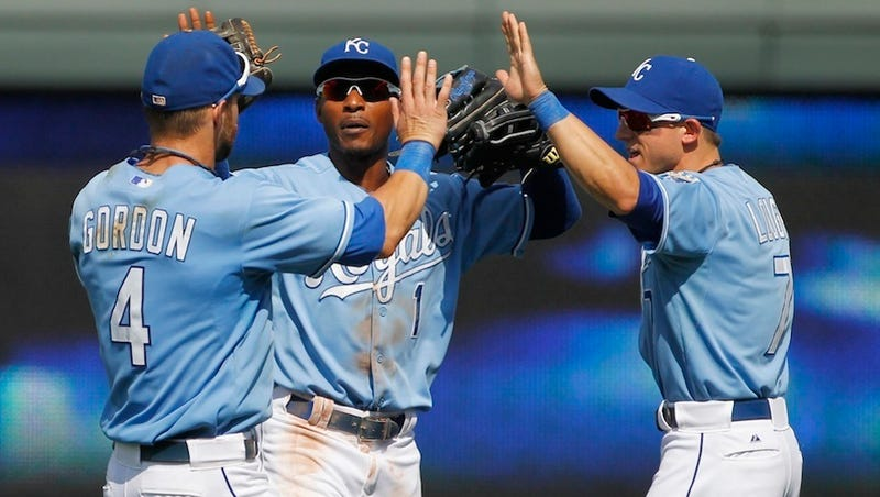 So The Royals Are The Hottest Team In The American League