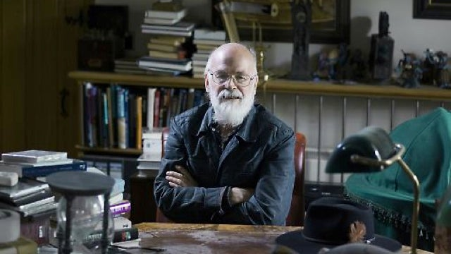 Terry Pratchett says his daughter Rhianna will take over the Discworld series