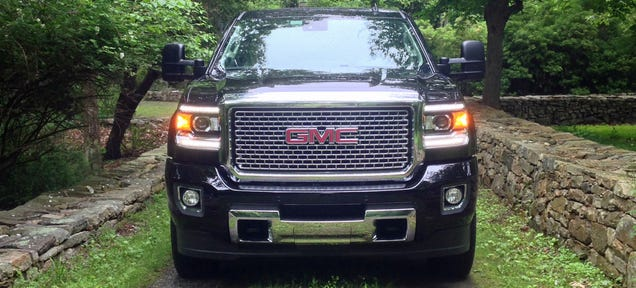 What Do You Want To Know About The 2015 GMC Sierra Denali Diesel?