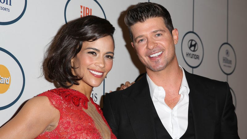Robin Thicke on Paula Patton: 'I'm Just Trying to Get Her Back'