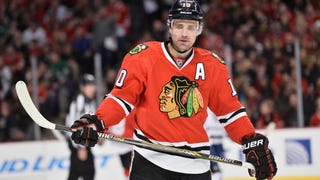 Blackhawks Deny Rumors Of Locker-Room Strife