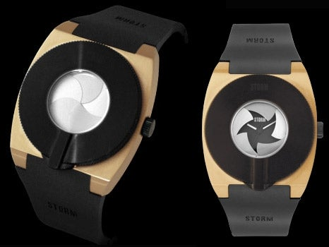 Storm MK V Iris Watch: Time May Fly, But It Sure Can't Swim