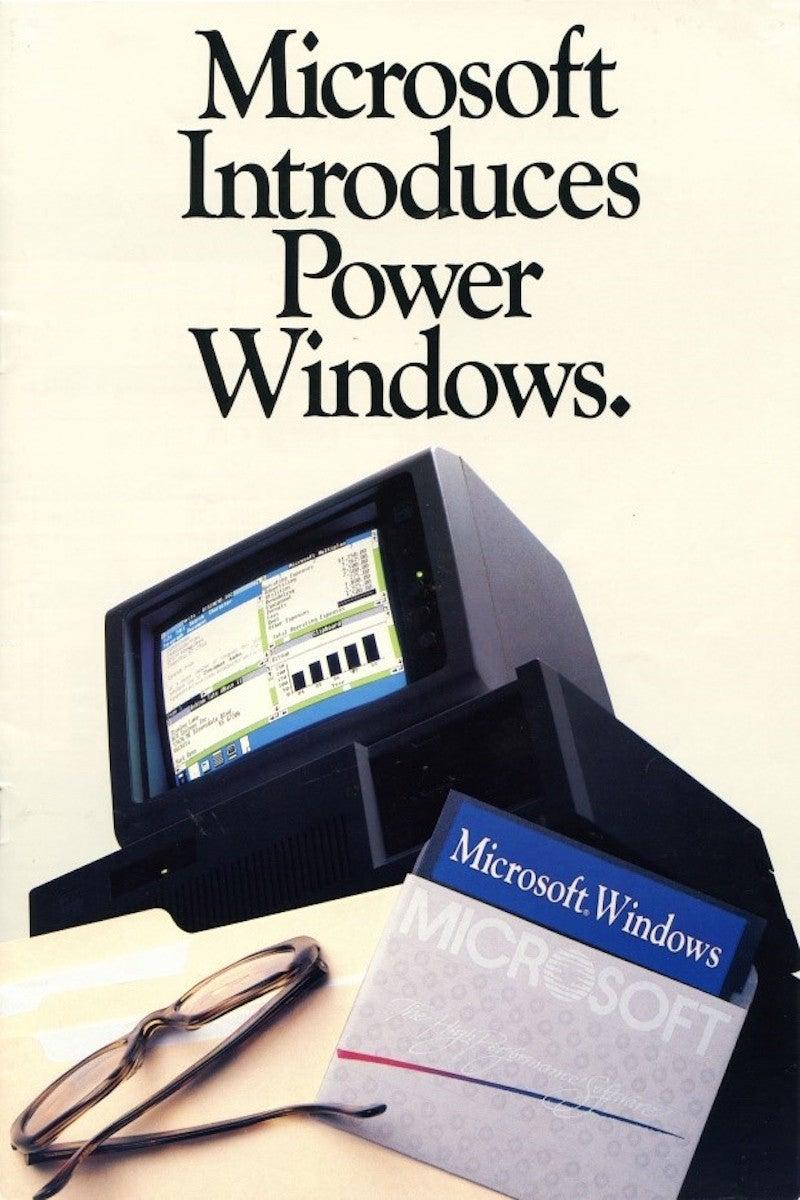 30 años de Windows 1.0: un paseo por la versión que lo empezó todo