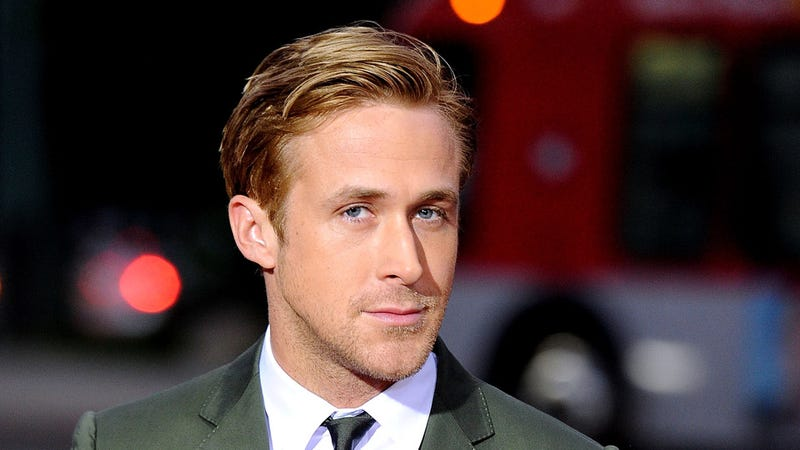 Ryan Gosling Saves a Woman's Life and We All Die From Swooning