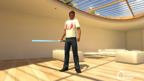 Star Wars Comes To PlayStation Home
