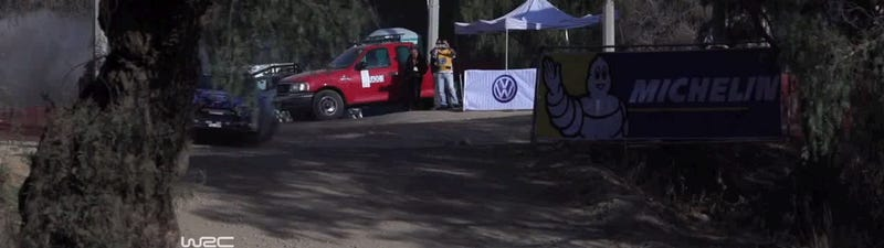 Ken Block Goes Two Wheels Good At Rally Mexico