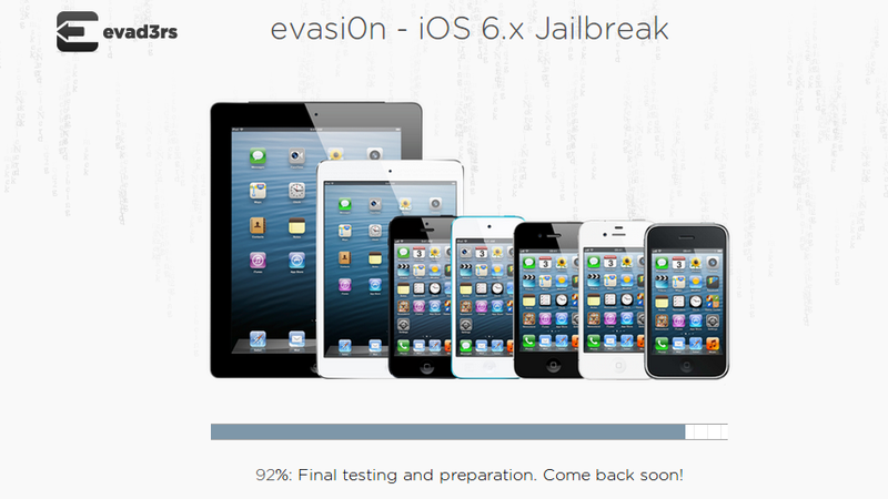 You Have To Wait One More Day for an iPhone 5 Jailbreak