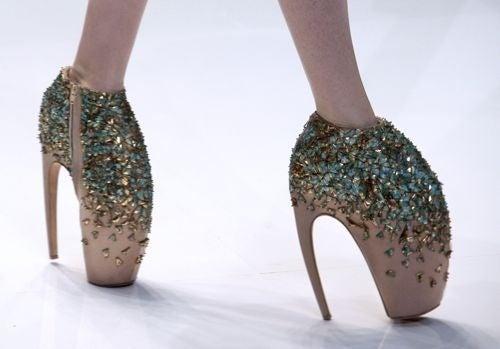 """""""Sexy"""" Shoes: 1969 Vs. 2009"""