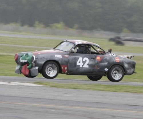The Top 33 Lemons of the Cain't Git Bayou 24 Hours of LeMons