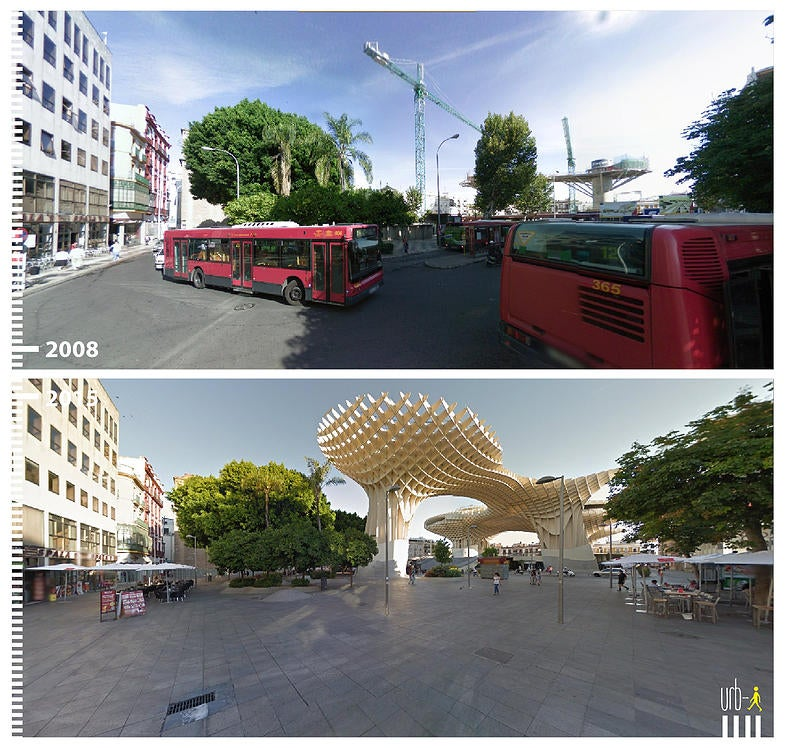 Check Out These Fantastic Urban Makeovers Documented By Google Street View