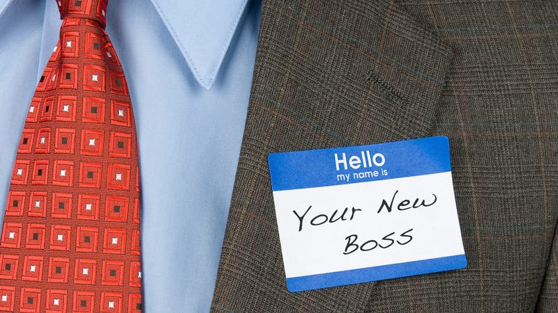 How Can I Learn to Work with a New Boss?