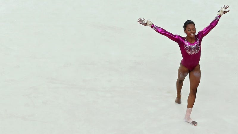 Women's Gymnastics: Gabby Douglas Leaves The Rest Of The World Behind