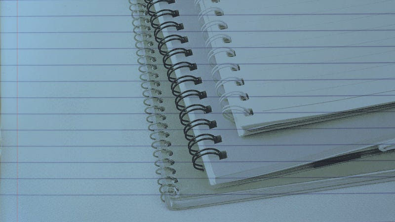 Show Us Your Paper Notebook