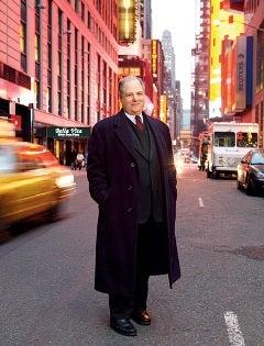 Frank Rich Gets Vague Title at HBO