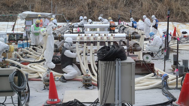 The Fukushima Cleanup Wasted Half a Billion Dollars on Bad Technology