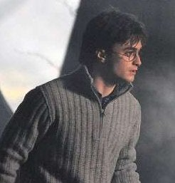 First Look At Potter's Grand Finale From Deathly Hallows