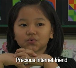 There's Nothing Cuter Than Kids Singing About Internet Manners