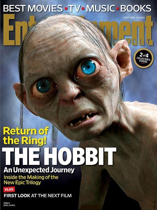 The Hobbit EW Covers