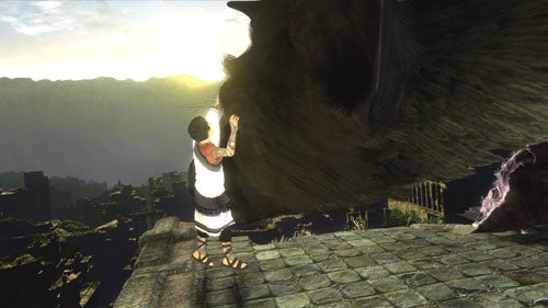 Snuggle Up To New Screens Of The Last Guardian