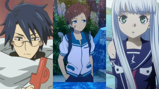 Dex's Five Anime of Fall 2013 You Should Be Watching