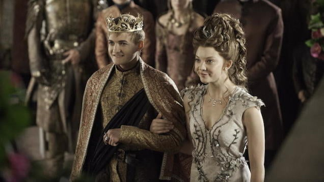 Game of Threads: How to Dress for the Purple Wedding