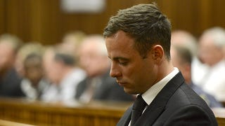 Oscar Pistorius Gets Five Years for Killing of Girlfriend