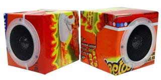 TerraCycle Recycles Tasty Treat Wrappers Into Speakers
