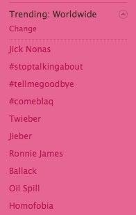 Tweens Fool Twitter to Keep Justin Bieber on Top