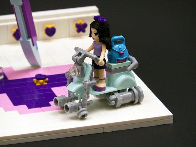Lego For Girls Makes The Best Mecha