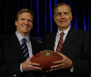 New NFL Commissioner Somehow Looks Like Less Of A Dork