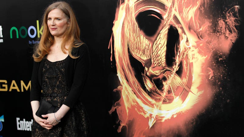 Get Ready: Hunger Games' Suzanne Collins Planning a New Teen Series