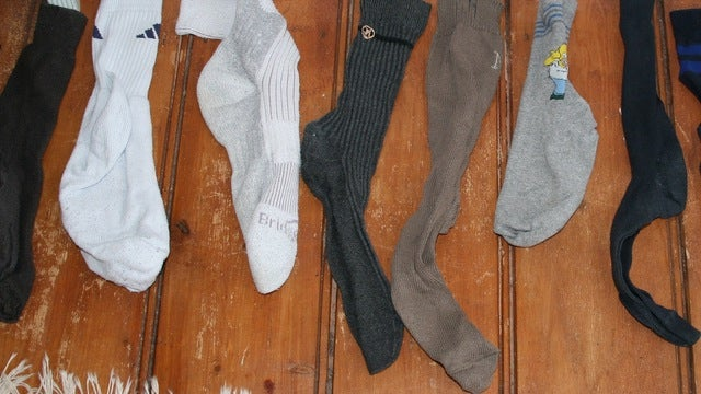 How Your Brain Tricks You Into Thinking You Lost a Sock